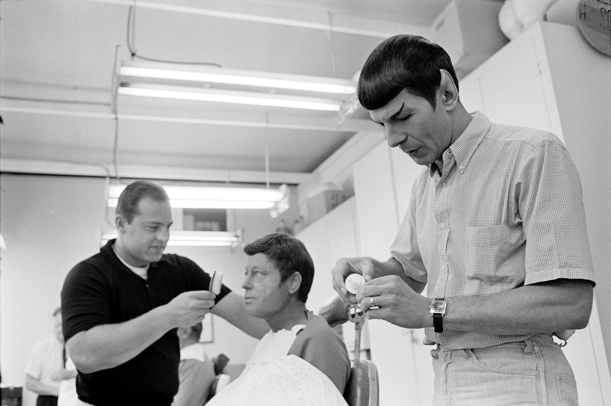 Makeup Star Trek original series